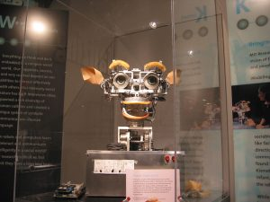 Kismet Robot built at MIT