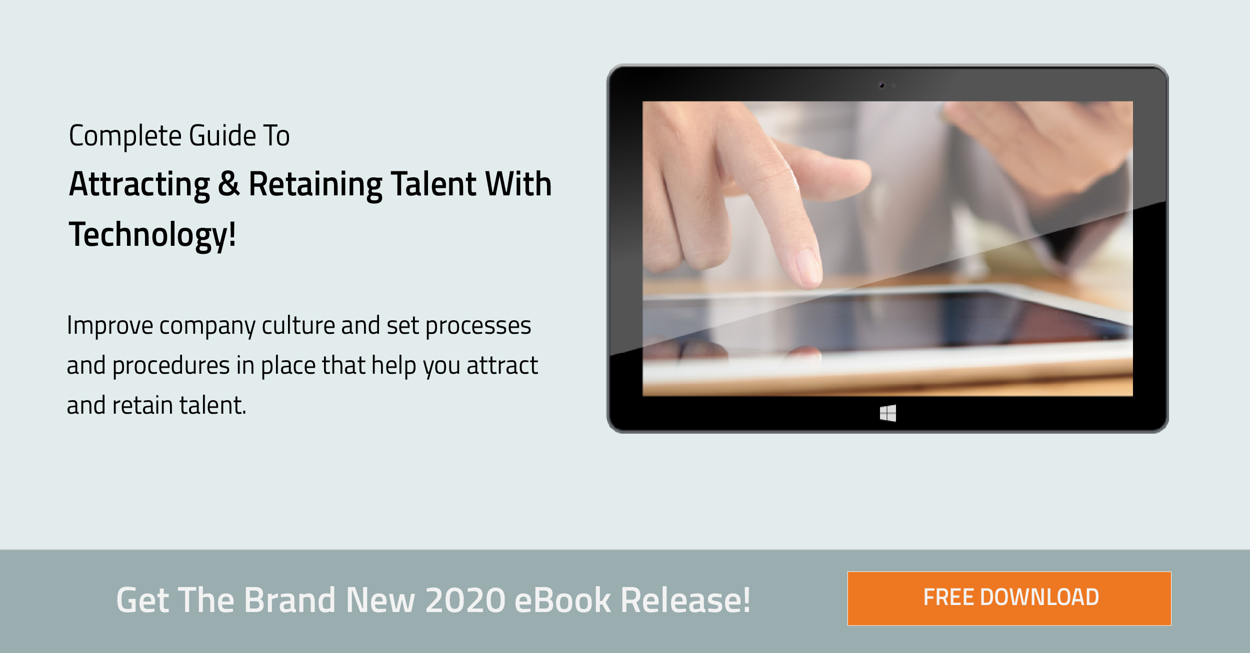 Attract and Retain the Best Talent - eBook