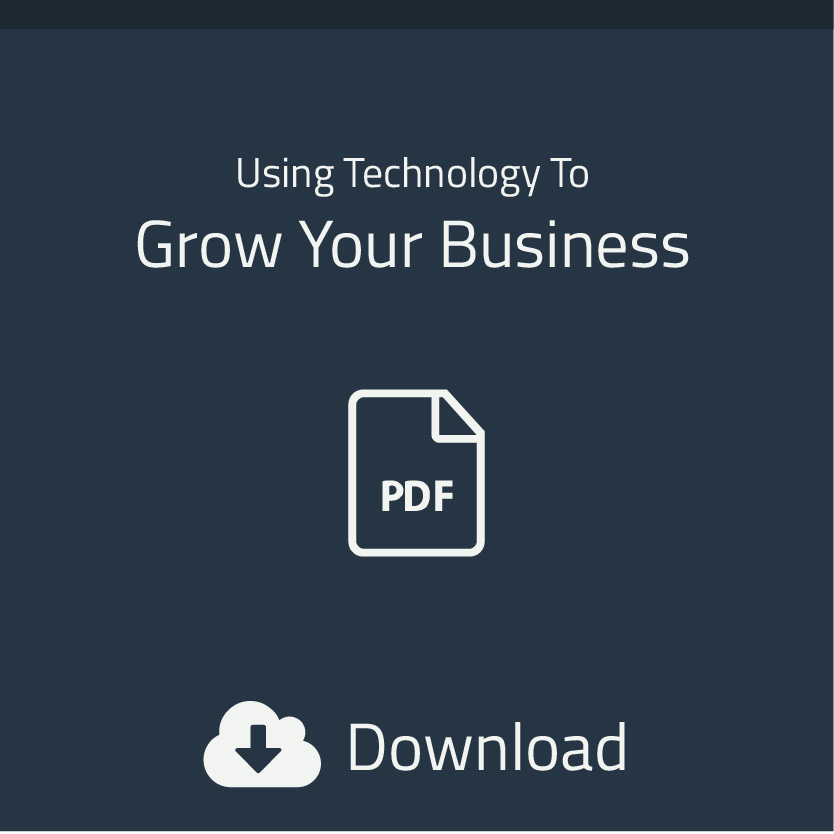Using Technology To Grow Your Business