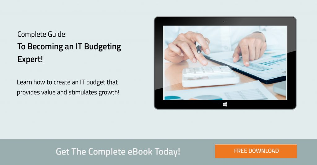 Complete Guide To IT Budgeting